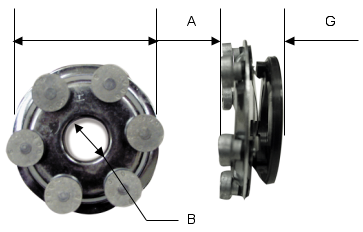 Centrifugal switch for single phase electric motors to for Electric motor centrifugal switch replacement